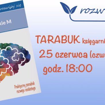 Zaproszenie na promocję książki!
