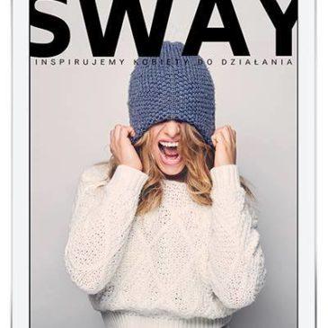 Wywiad ze mną dla magazynu SWAY