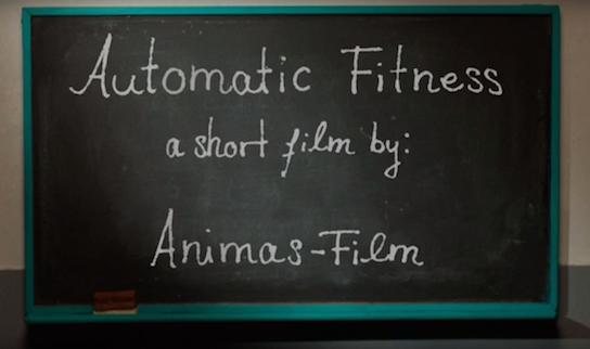 13 października zapraszam Was na seans filmu Automatic Fitness