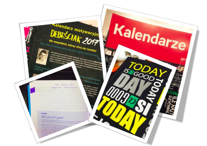 Kalendarze motywacyjne www.marcincapiga.pl motywacja