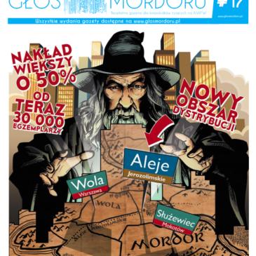 Konkurs oraz mój artykuł w Głos Mordoru – zapraszam :)
