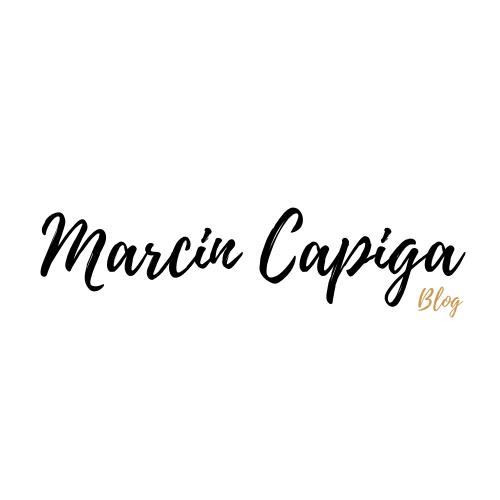 MARCIN CAPIGA blog