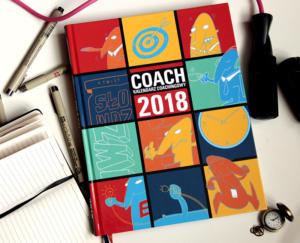 Kalendarz-Coachingowy 2018 - okładka