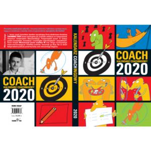 Kalendarz Coachingowy 2020 - okładka