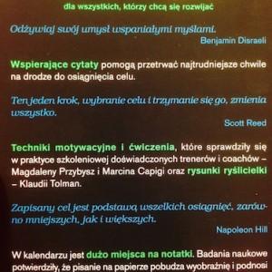 Kalendarz Motywacyjny Marcin Capiga TRAINING TREE 4